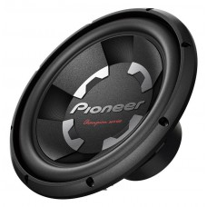 "Pioneer -TS-300S4 30cm (12"") 4Ω Single Coil D-Series Component Subwoofers"