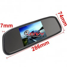 "4.3"" Rear View Mirror Monitor"