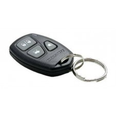 MONGOOSE MRC83R M80 SERIES 3 BUTTON REMOTE Red