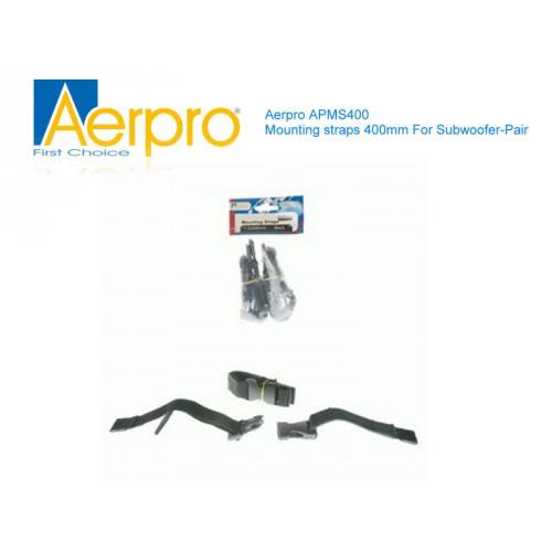 APMS400 Sub Box Mounting Straps One Pair 2 x 400mm