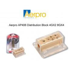 Aerpro AP406 Distribution Block 4Gx2 8Gx4