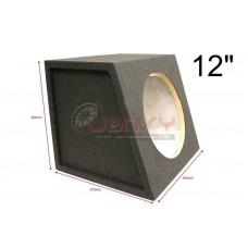 """12"""" SUBWOOFER BOX (sealed)"""