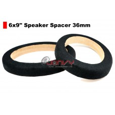 "6 x 9"" MDF Speaker Spacer 36mm- PAIR @ NEW"